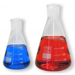 323 FLASK ERLENMEYER WITH SJ